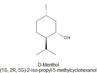 D-Menthol zum Verständnis Zahnpasta ohne Menthol
