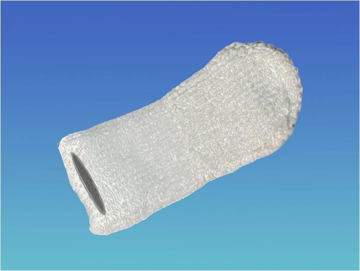 Chitodent® Mikrofaserfingerzahnbürste aus Hightechfaser
