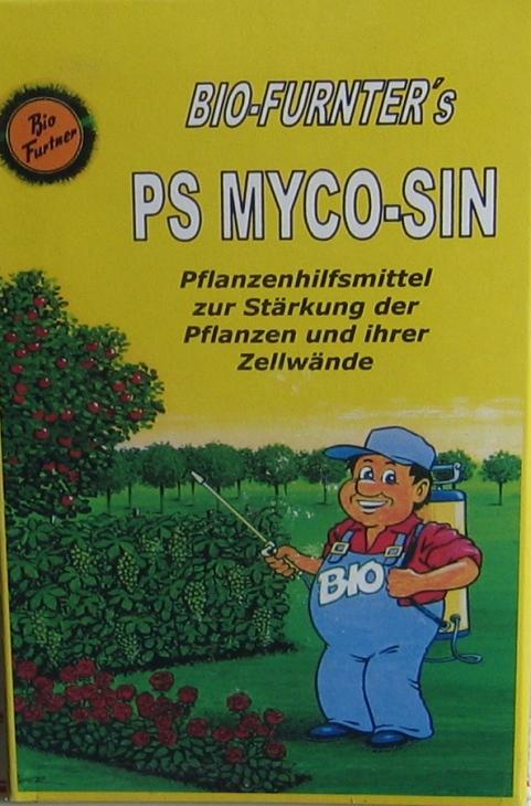 PS Myco Sin gegen Mehltau, gegen Feuerbrand und weitere Pilzkrankheitem