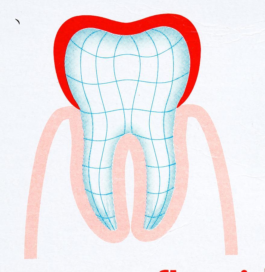 Zahnschmelz MIH antibakterielle Mikrofaserfingerzahnbürste